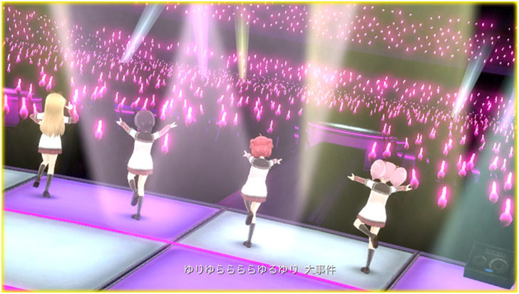 Miracle-Girls-Festival-Yuru-Yuri-Screenshot-7