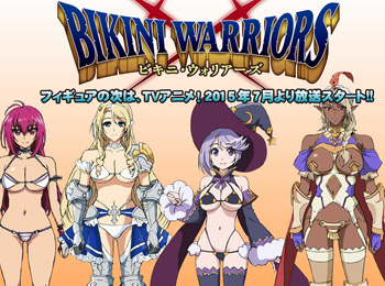 Bikini-Warriors-Anime-Announced-for-July