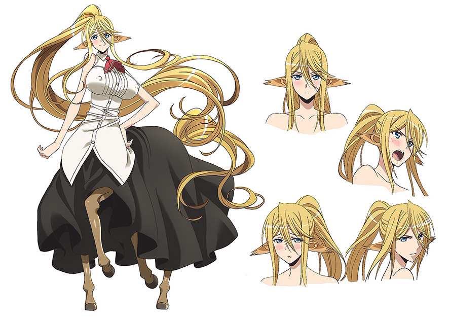 Monster-Musume-Anime-Character-Designs-Centorea-Shianus