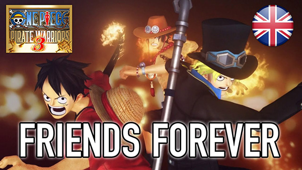 One-Piece-Pirate-Warriors-3---Brothers-Forever-Trailer