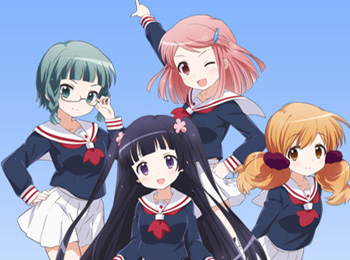 Wakaba-Girl-Anime-Airs-July-3rd-+-First-Visual-&-Staff-Revealed