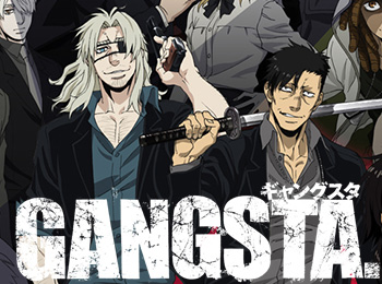 Gangsta. Anime Broadcasts from July 2nd + New Visual Revealed
