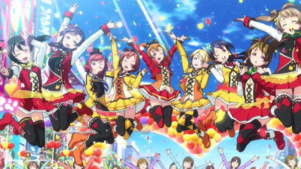 Love-Live!-The-School-Idol-Movie---Commercial,-Promotional-Video-&-Angelic-Angel-Sequence