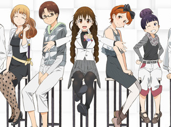 Working!! Season 3 Starts July 5 + Character Designs & Event Details Revealed