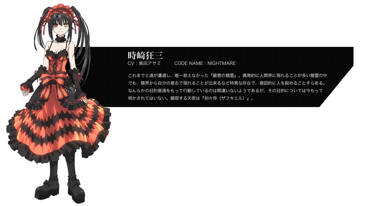 Date A Live Mystery Countdown Revealed - Otaku Tale