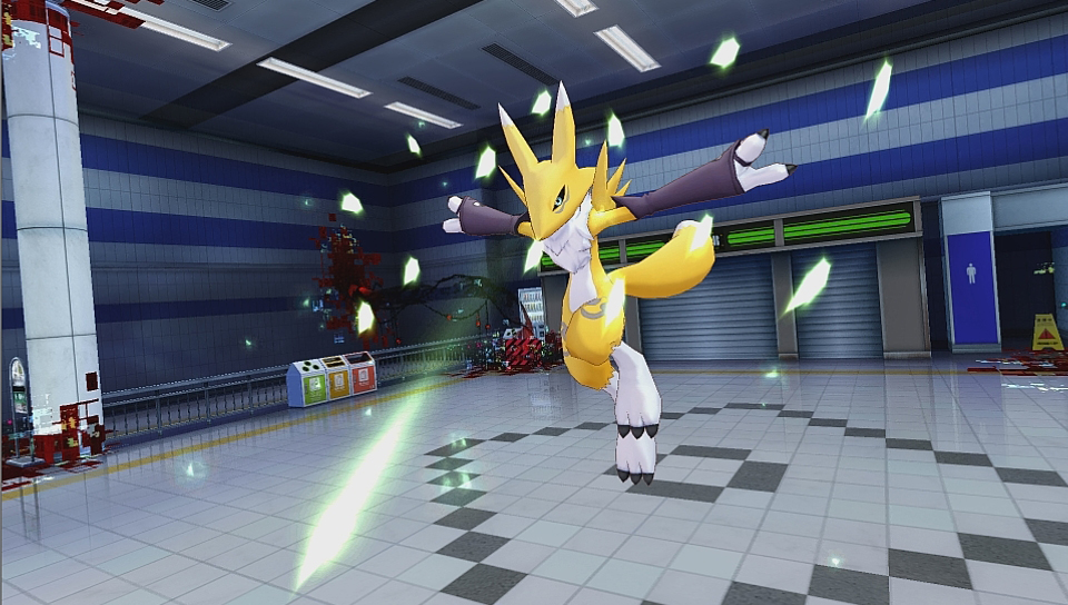 Digimon Story Cyber Sleuth Screenshot 12