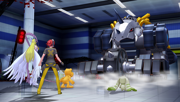 Digimon Story Cyber Sleuth Screenshot 13