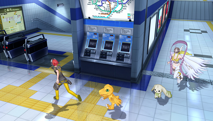 Digimon Story Cyber Sleuth Screenshot 14