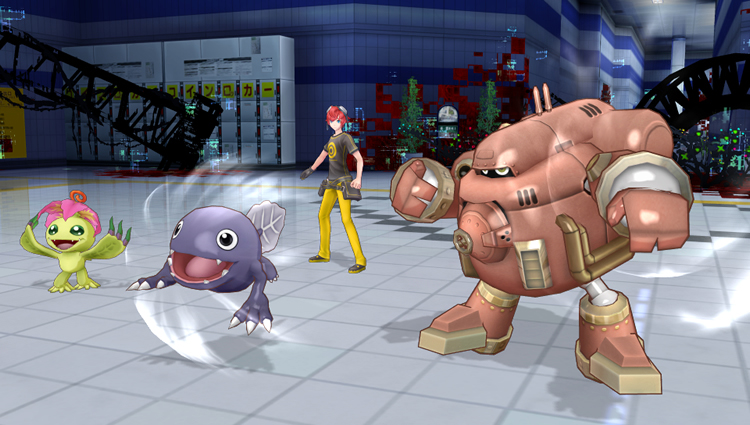 Digimon Story Cyber Sleuth Screenshot 16