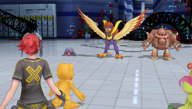 Digimon Story Cyber Sleuth Screenshot 20