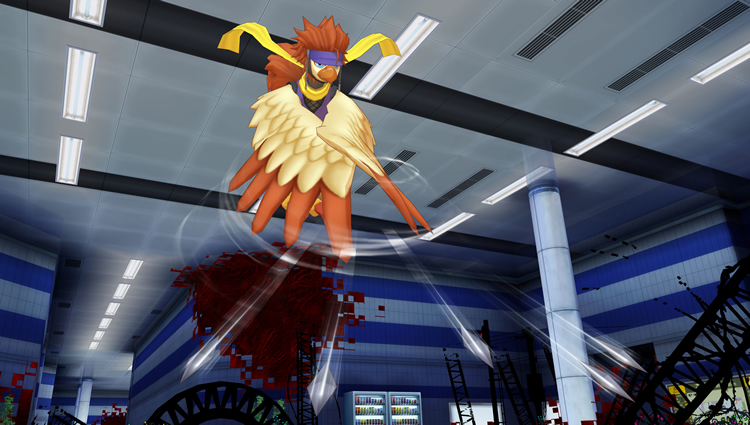 Digimon Story Cyber Sleuth Screenshot 21
