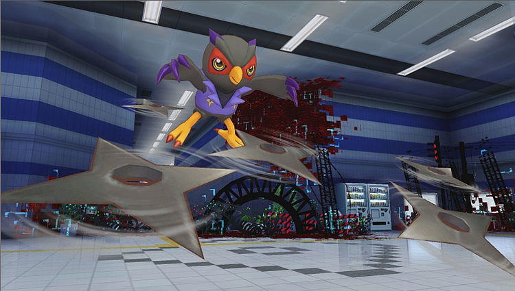 Digimon Story Cyber Sleuth Screenshot 22