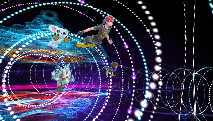 Digimon Story Cyber Sleuth Screenshot 25