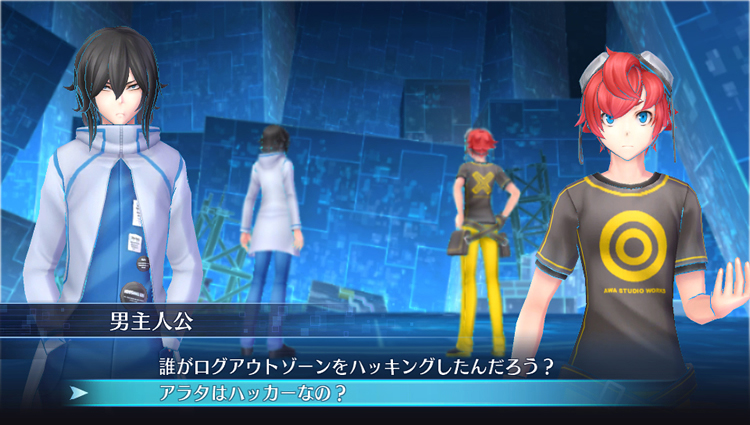 Digimon Story Cyber Sleuth Screenshot 33