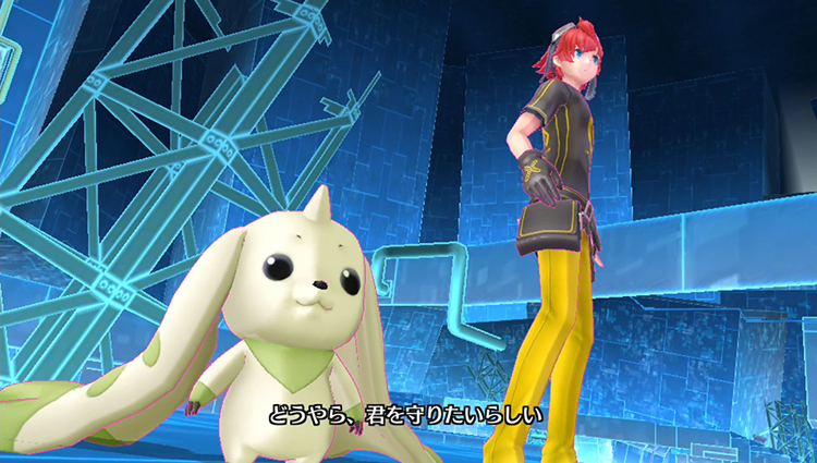 Digimon Story Cyber Sleuth Screenshot 34
