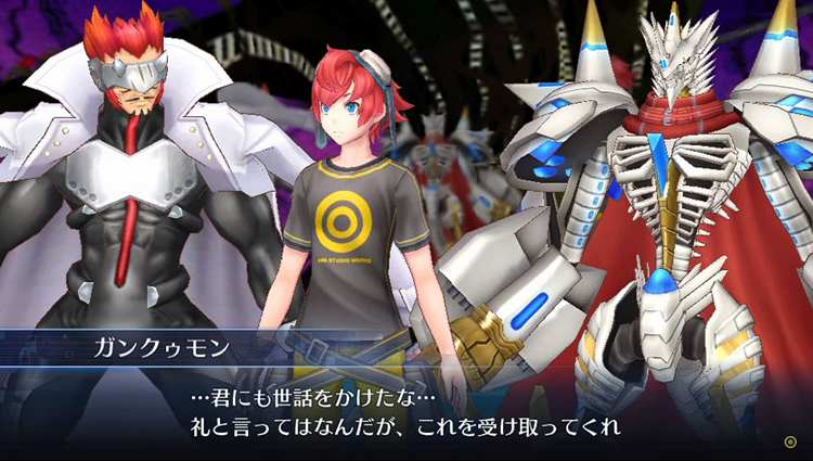 Digimon Story Cyber Sleuth Screenshot 47