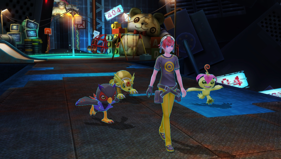 Digimon Story Cyber Sleuth Screenshot 6