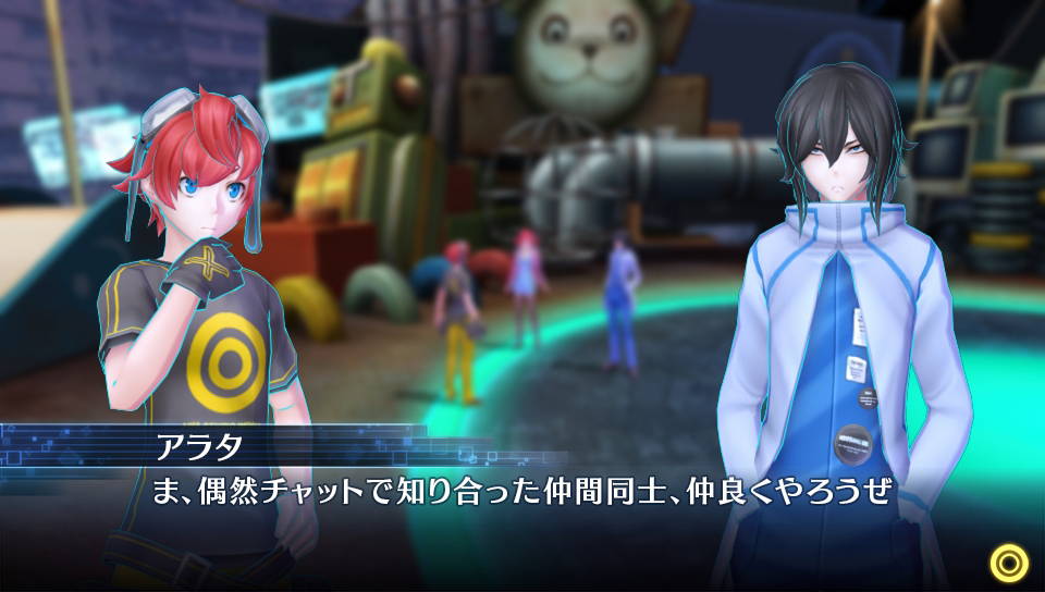 Digimon Story Cyber Sleuth Screenshot 9
