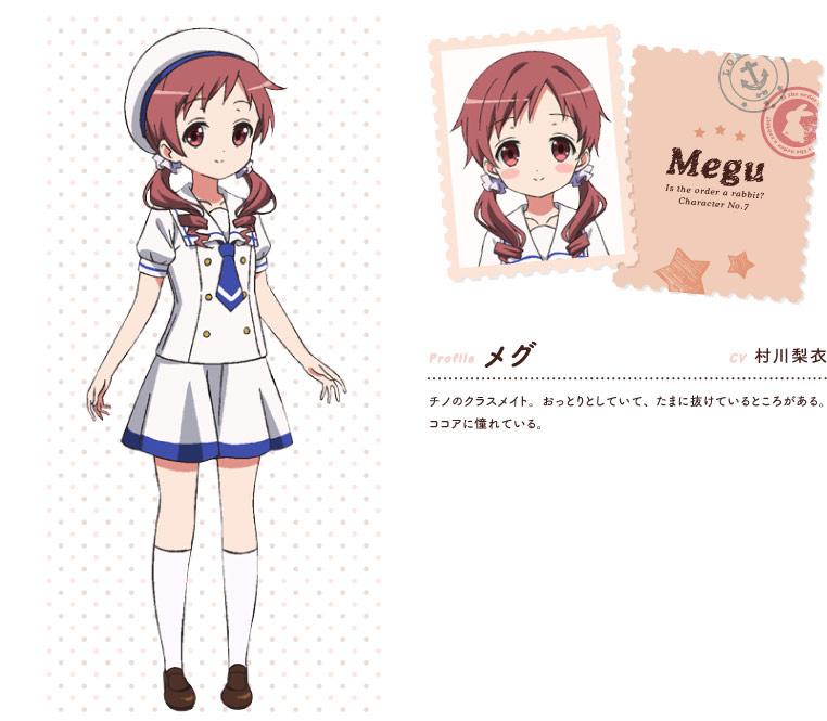Gochuumon-wa-Usagi-Desu-ka-Anime-Character-Designs-Megumi-Natsu