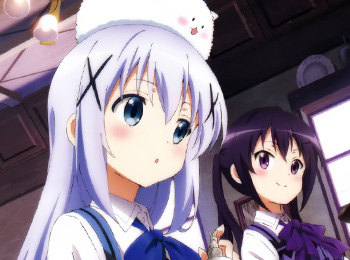 Gochuumon-wa-Usagi-Desu-ka-Anime-Season-2-Airs-October-10