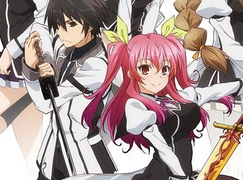 Rakudai Kishi no Cavalry Anime Airs October 3 + New Visual & Promotional Video Revealed