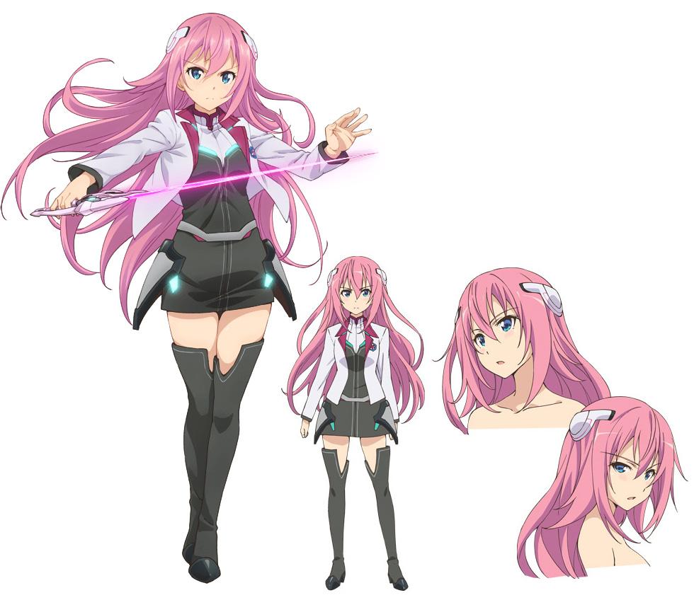 Gakusen Toshi Asterisk Anime Airs Saturdays + Visual, Cast, Staff & Promotional Video