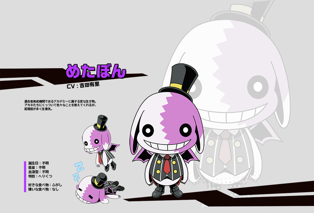 Games Anime Character Design Book 2015 : Mobile game divine gate gets tv anime adaptation for