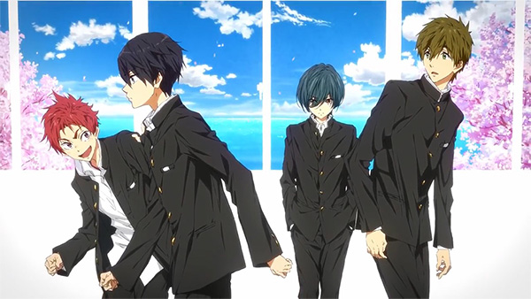 High☆Speed!--Free!-Starting-Days----Two-New-Trailers