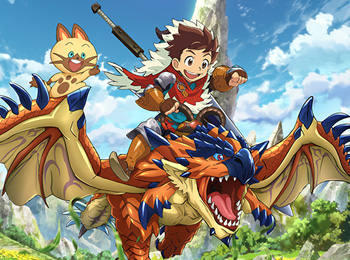 Monster-Hunter-Stories-Anime-Adaptation-Announced-for-2016