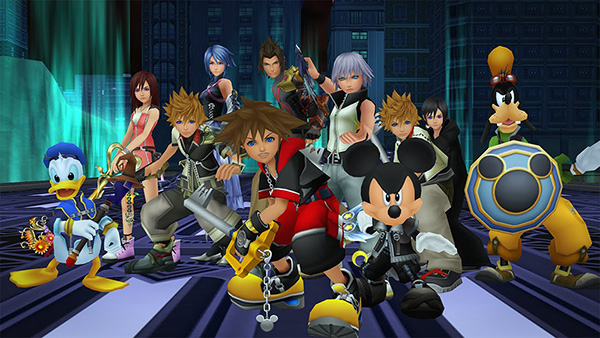 Kingdom Hearts III & Kingdom Hearts HD 2.8 - Jump Festa 2016 Trailer