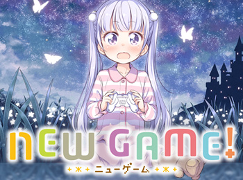 Visual-Revealed-for-New-Game!-TV-Anime-Adaptation