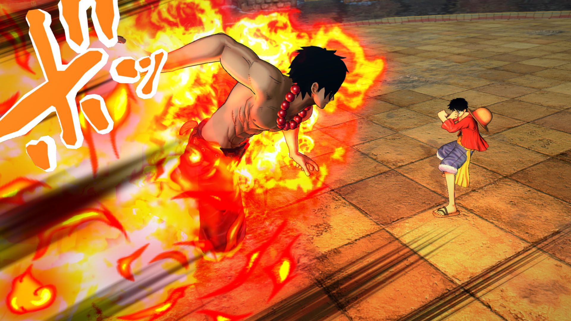 One Piece Burning Blood Screenshots 04