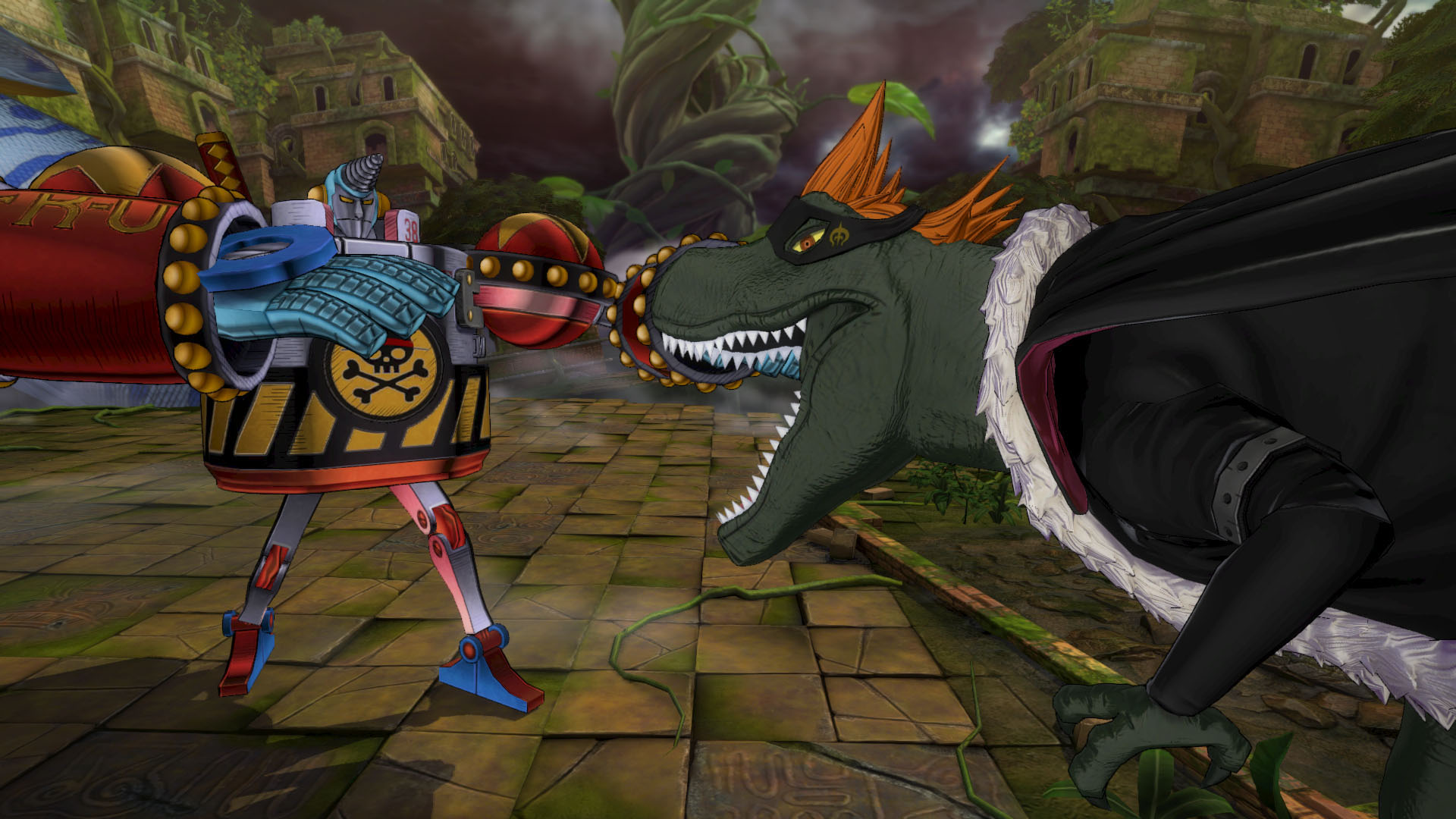 One Piece Burning Blood Screenshots 09