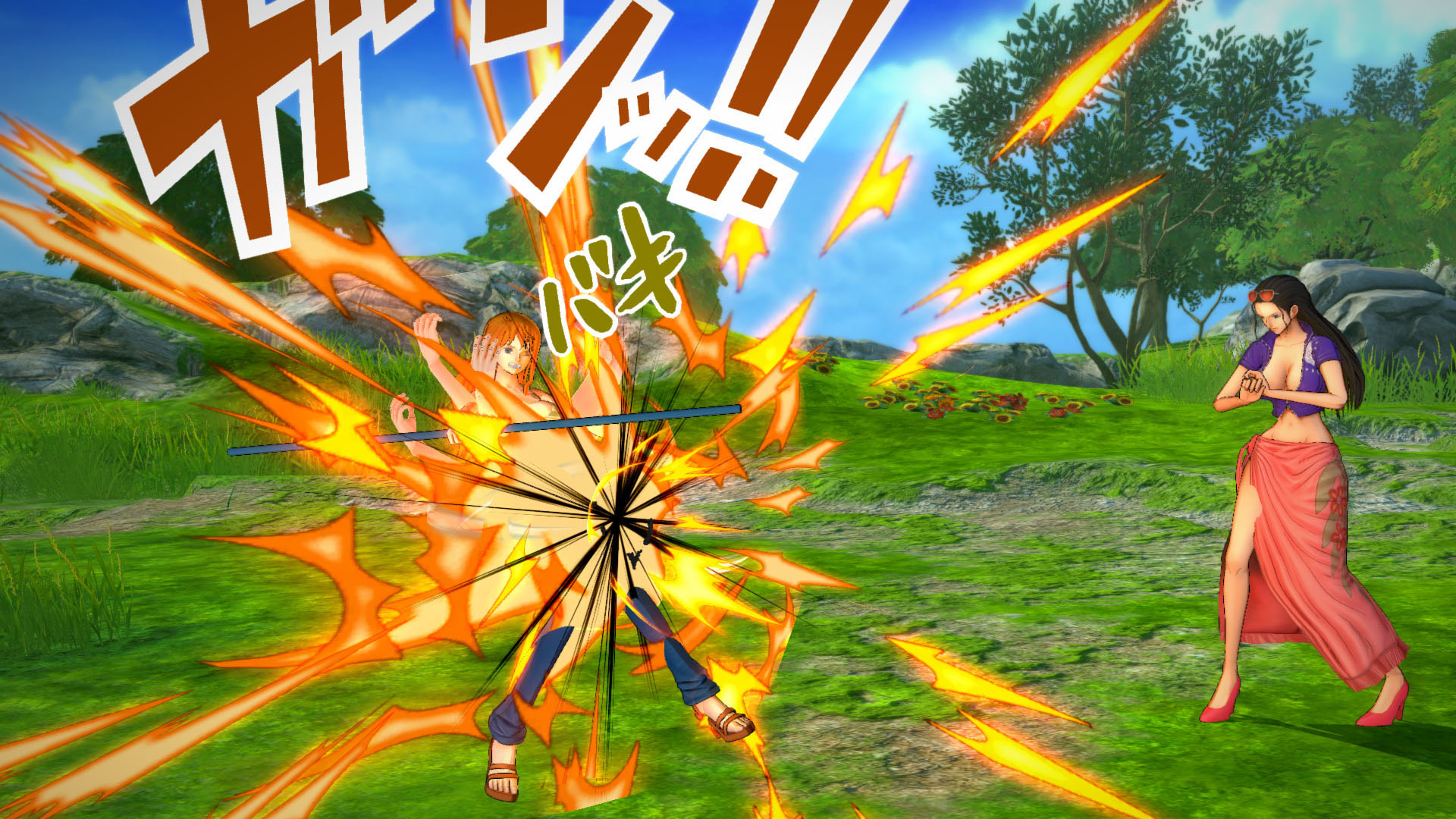 One Piece Burning Blood Screenshots 104