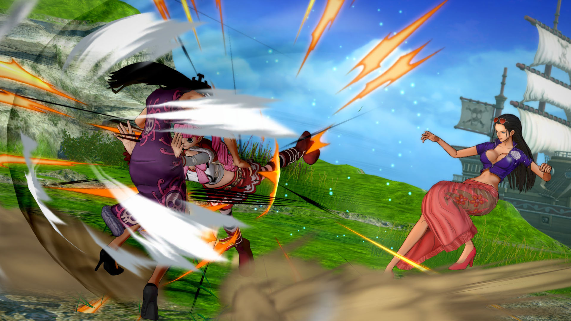 One Piece Burning Blood Screenshots 112