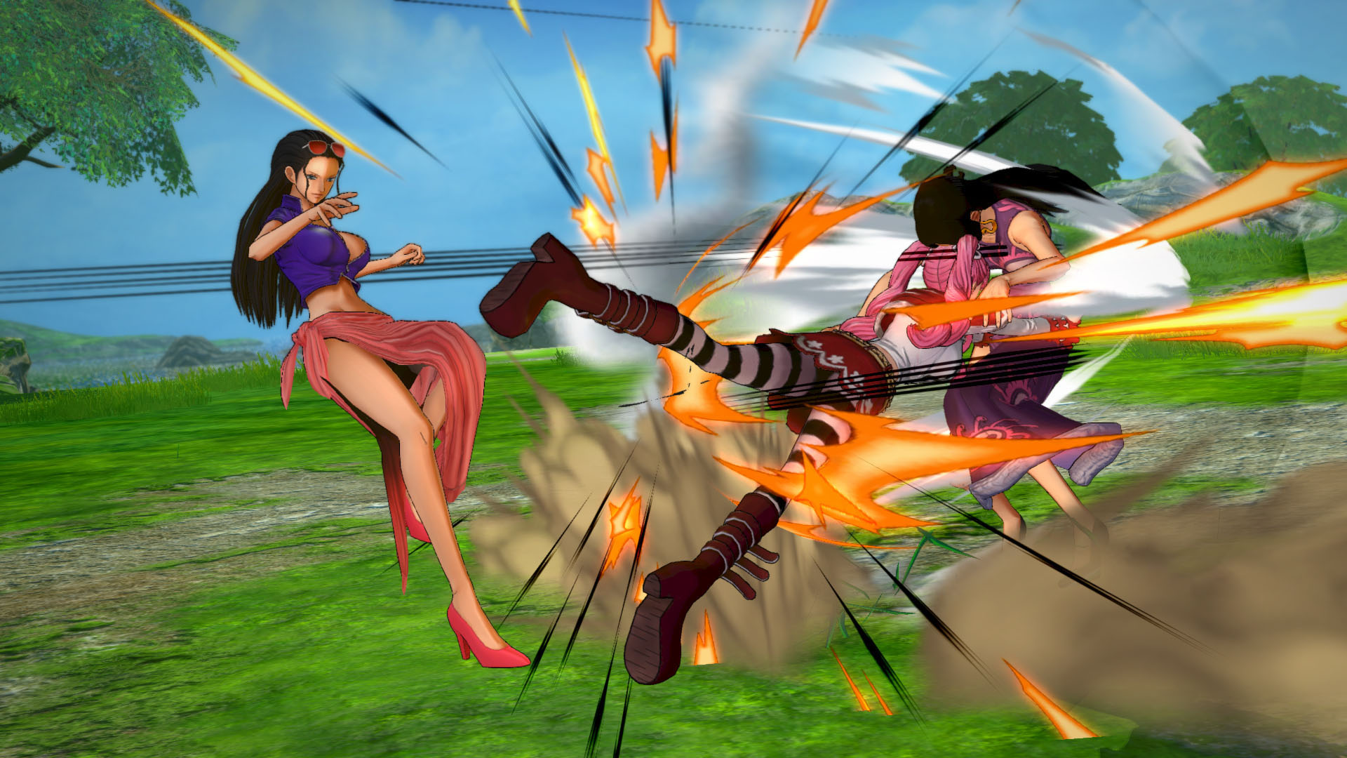 One Piece Burning Blood Screenshots 114