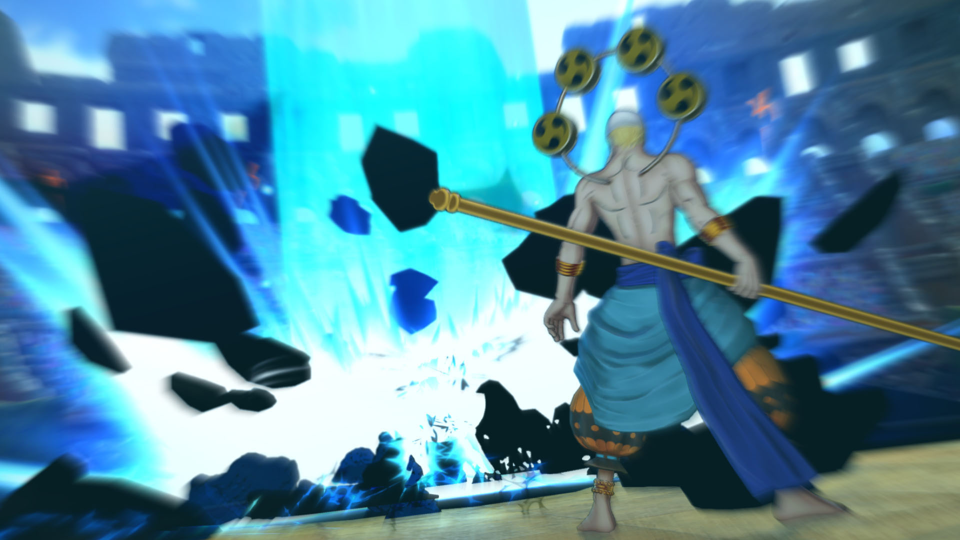 One Piece Burning Blood Screenshots 12