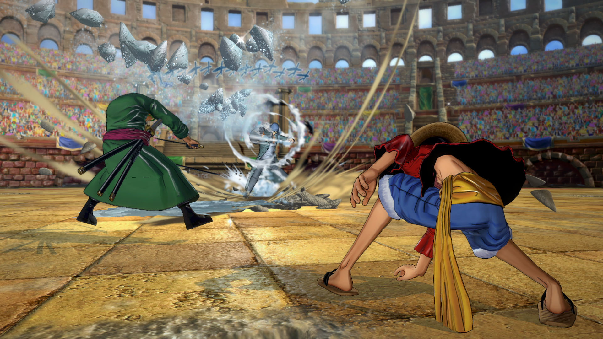 One Piece Burning Blood Screenshots 122