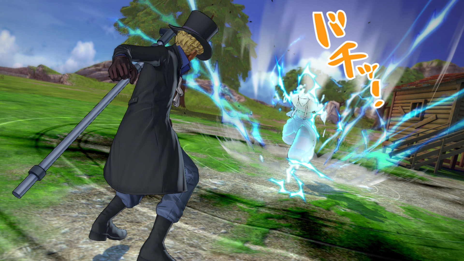 One Piece Burning Blood Screenshots 14