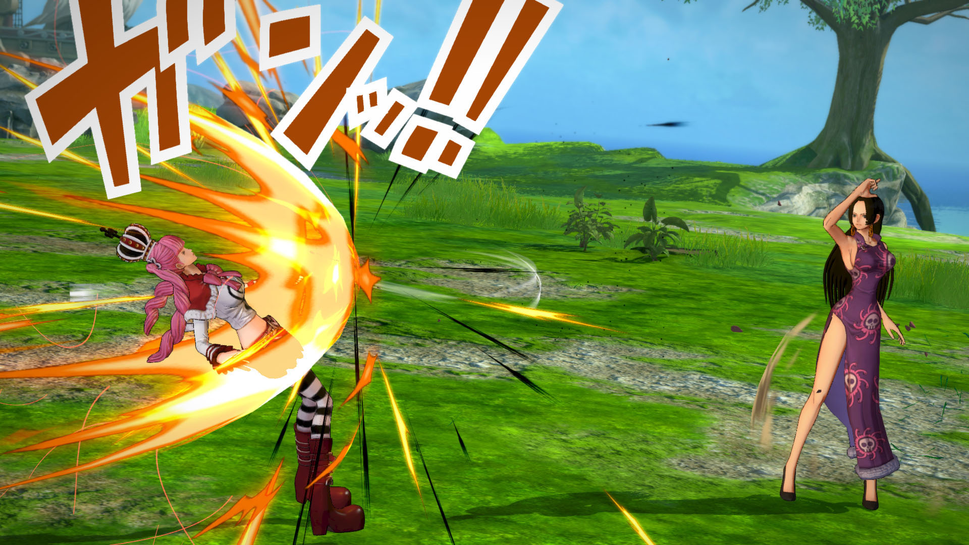 One Piece Burning Blood Screenshots 17
