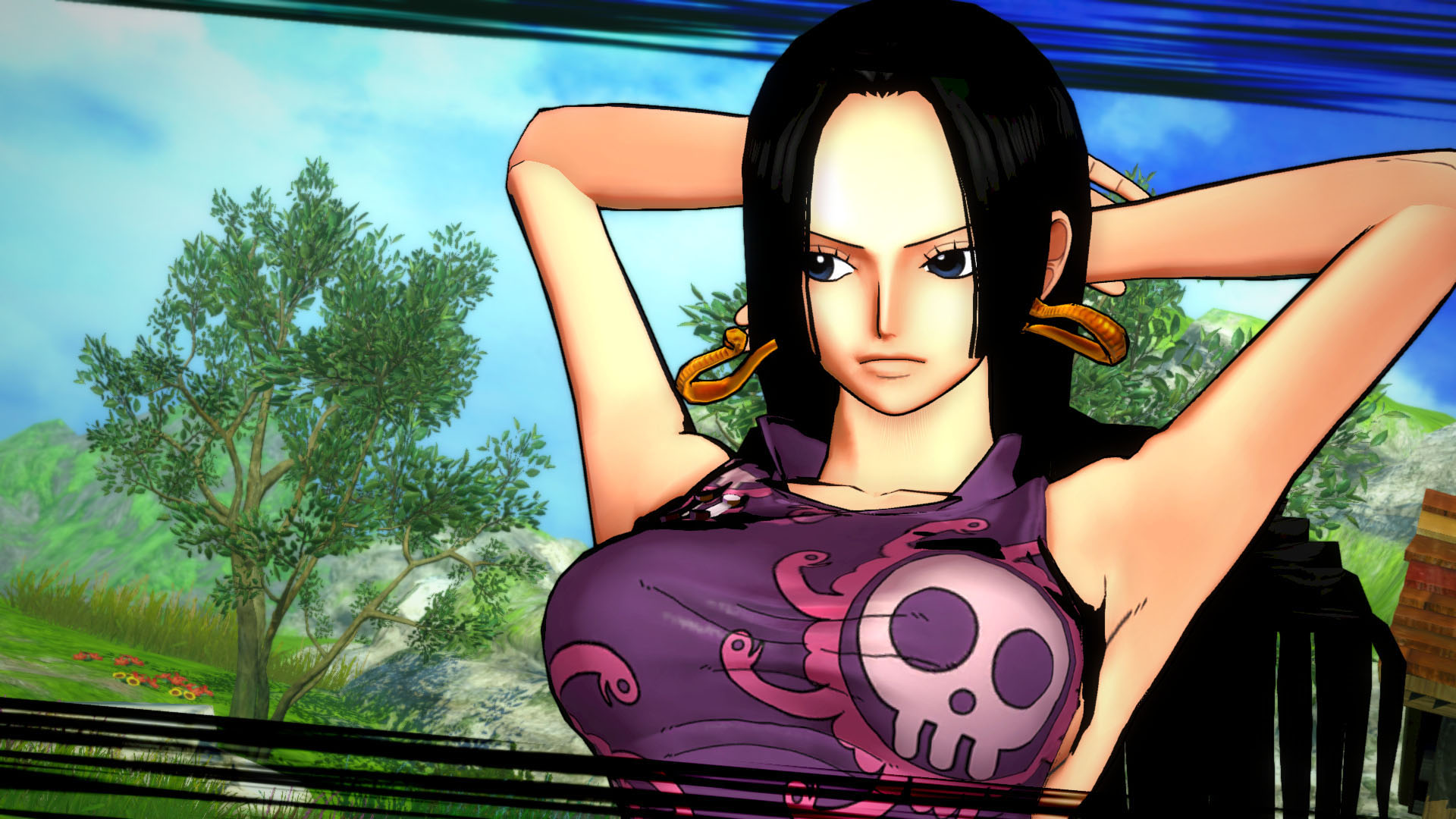 One Piece Burning Blood Screenshots 23