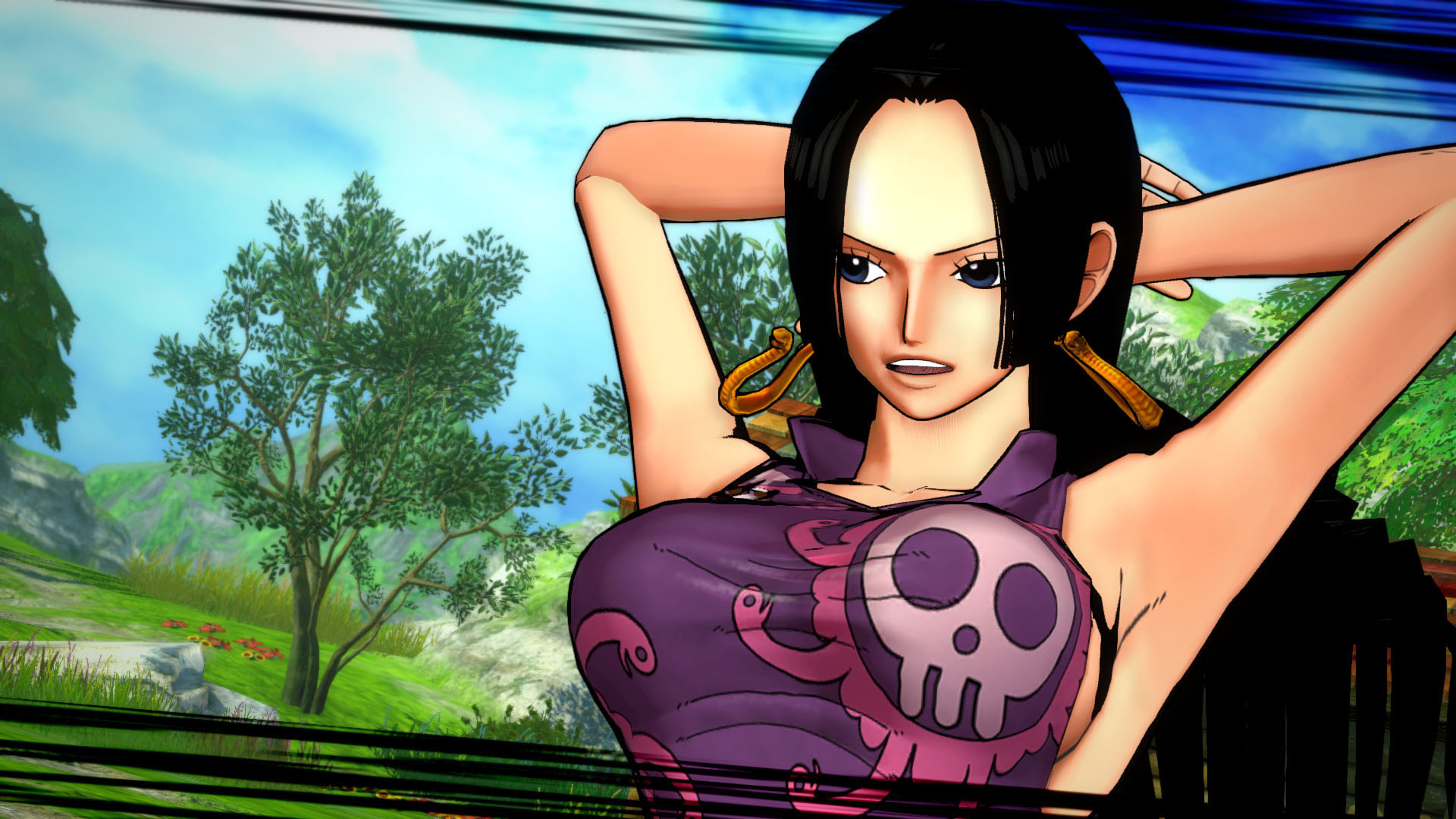 One Piece Burning Blood Screenshots 24