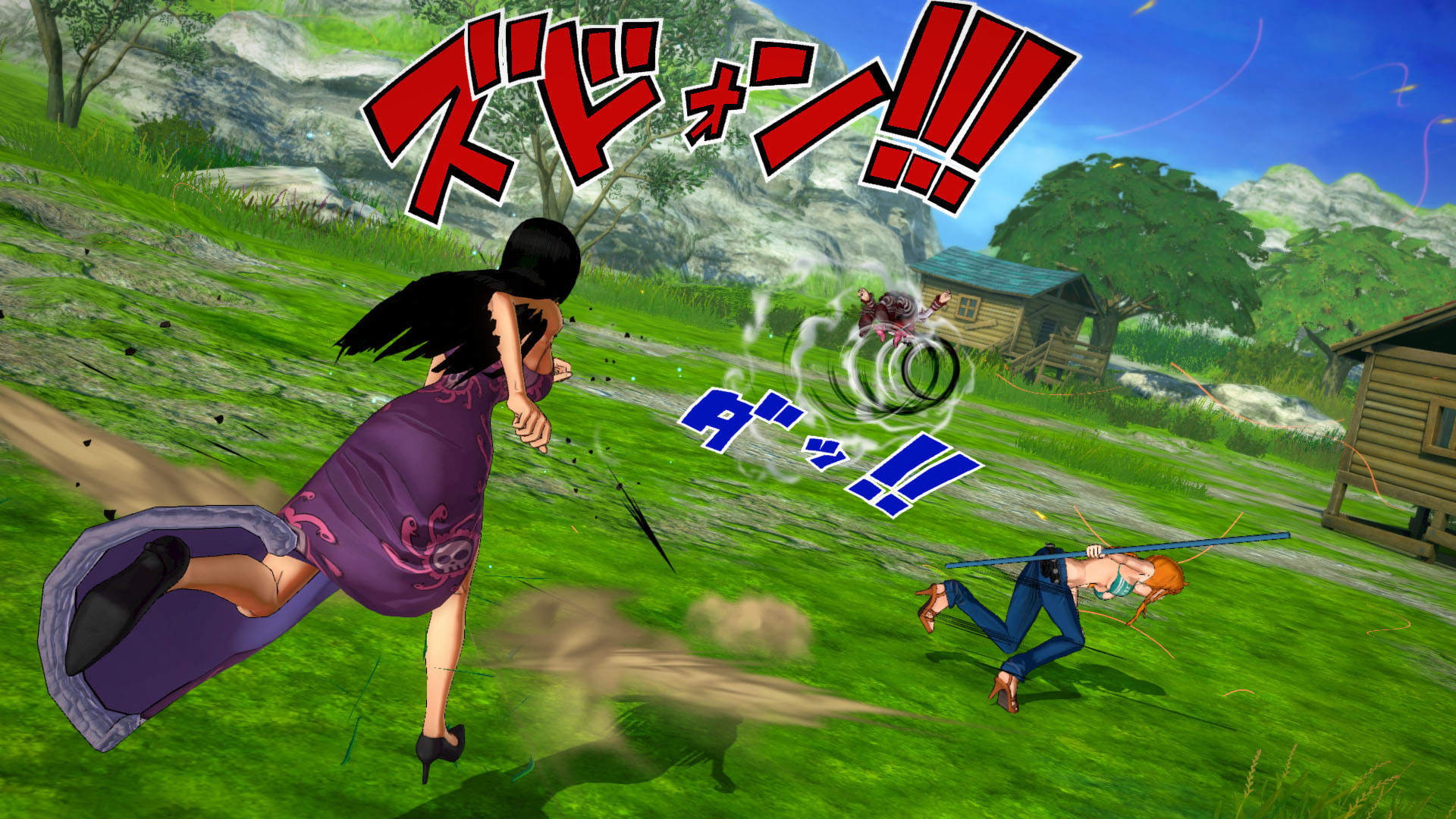One Piece Burning Blood Screenshots 27