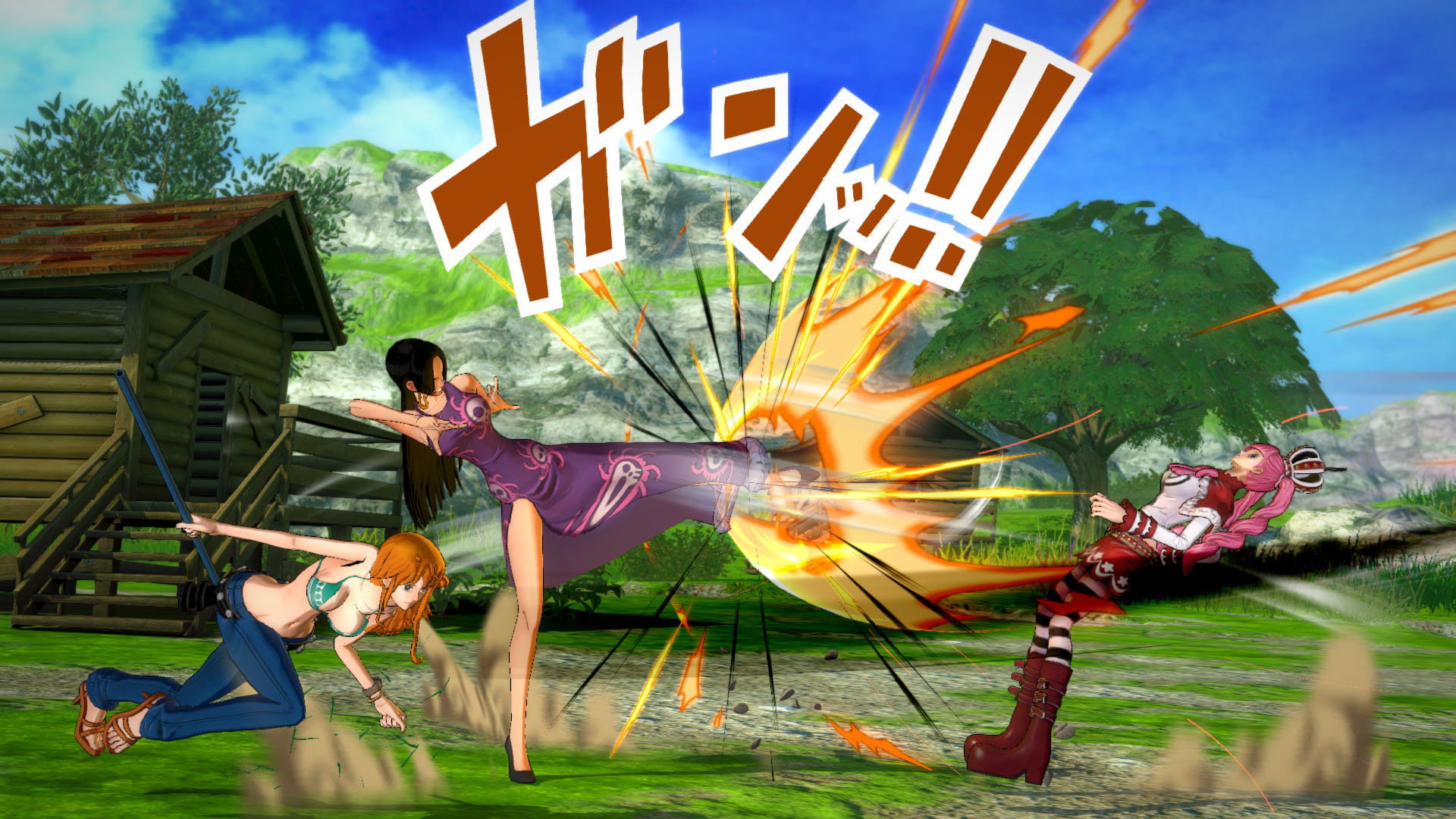 One Piece Burning Blood Screenshots 28