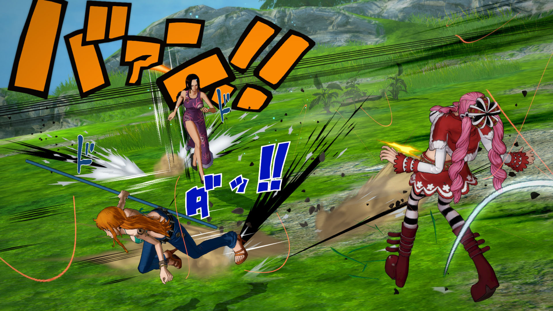 One Piece Burning Blood Screenshots 30