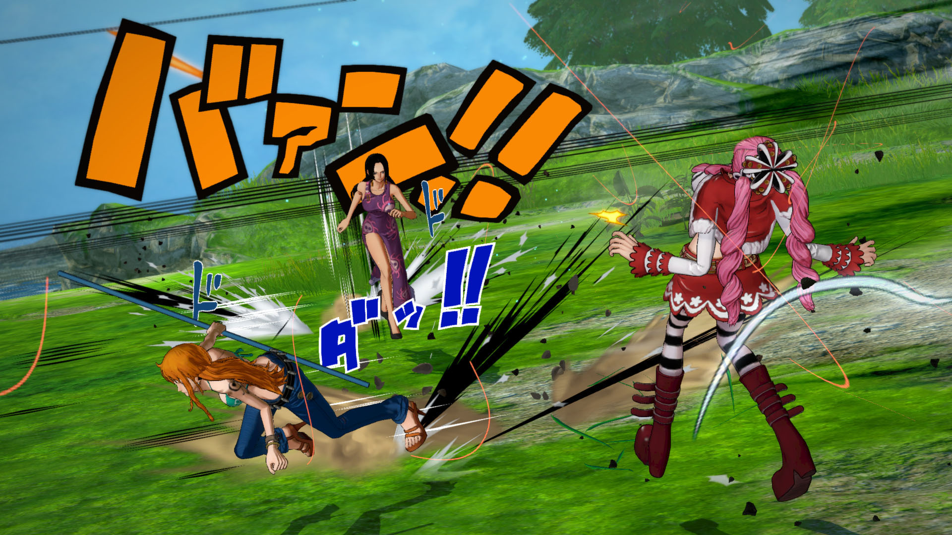 One Piece Burning Blood Screenshots 31
