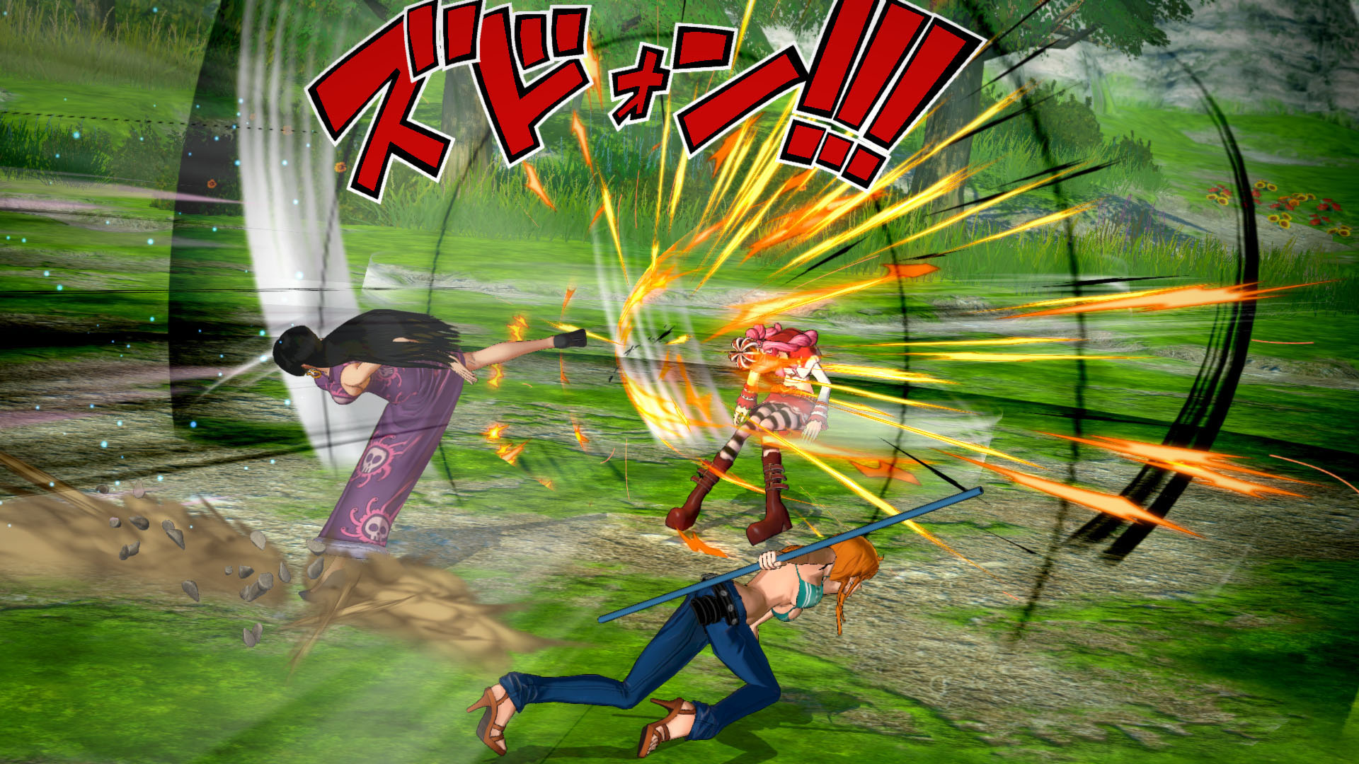 One Piece Burning Blood Screenshots 32