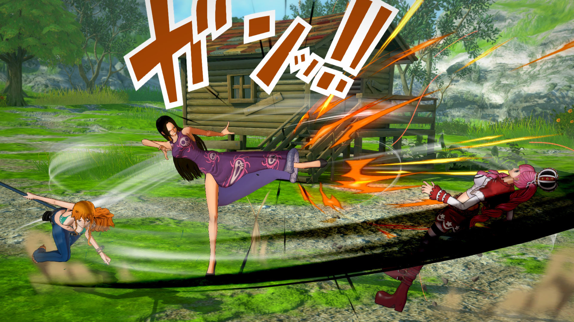 One Piece Burning Blood Screenshots 34