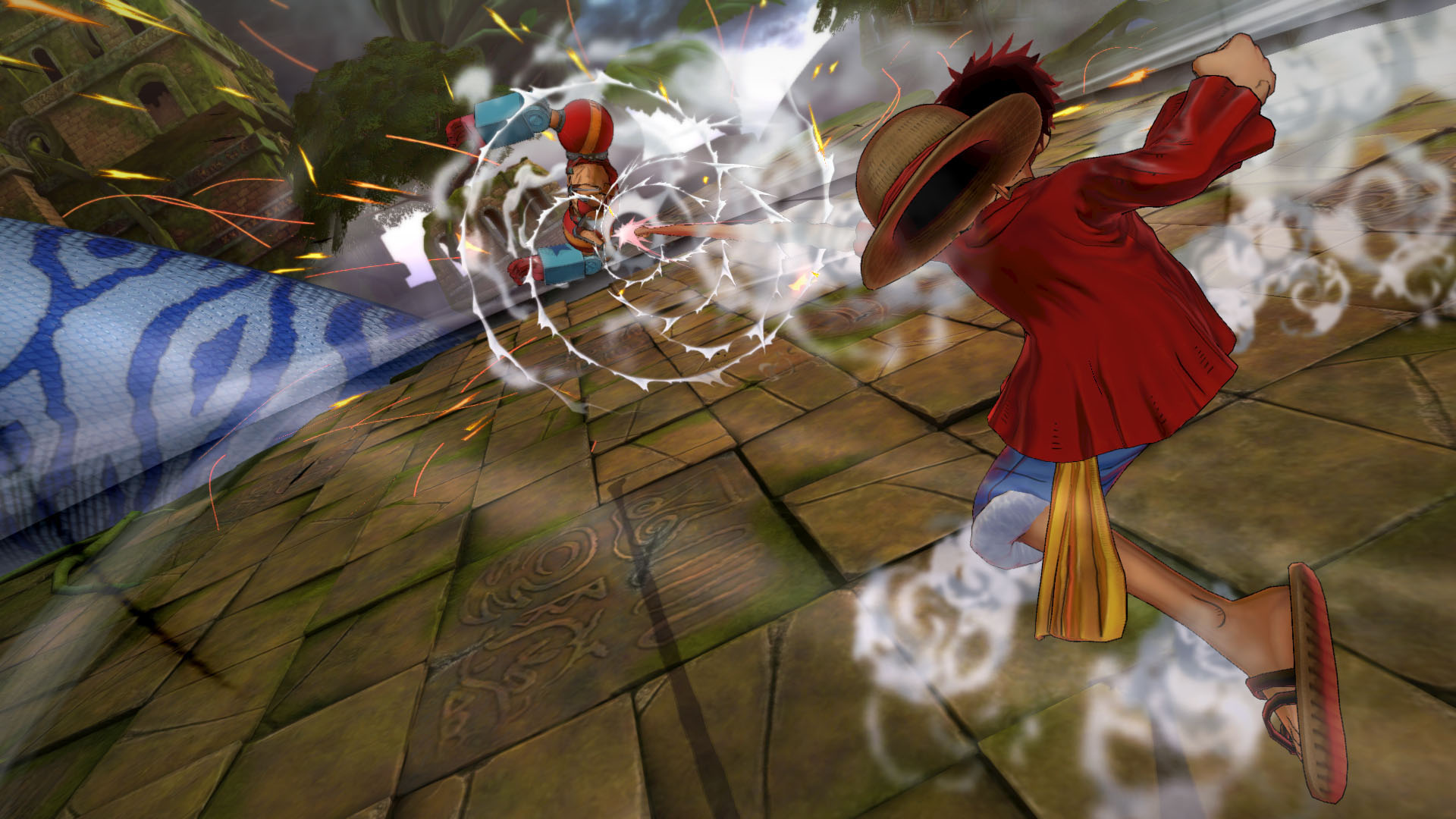 One Piece Burning Blood Screenshots 38