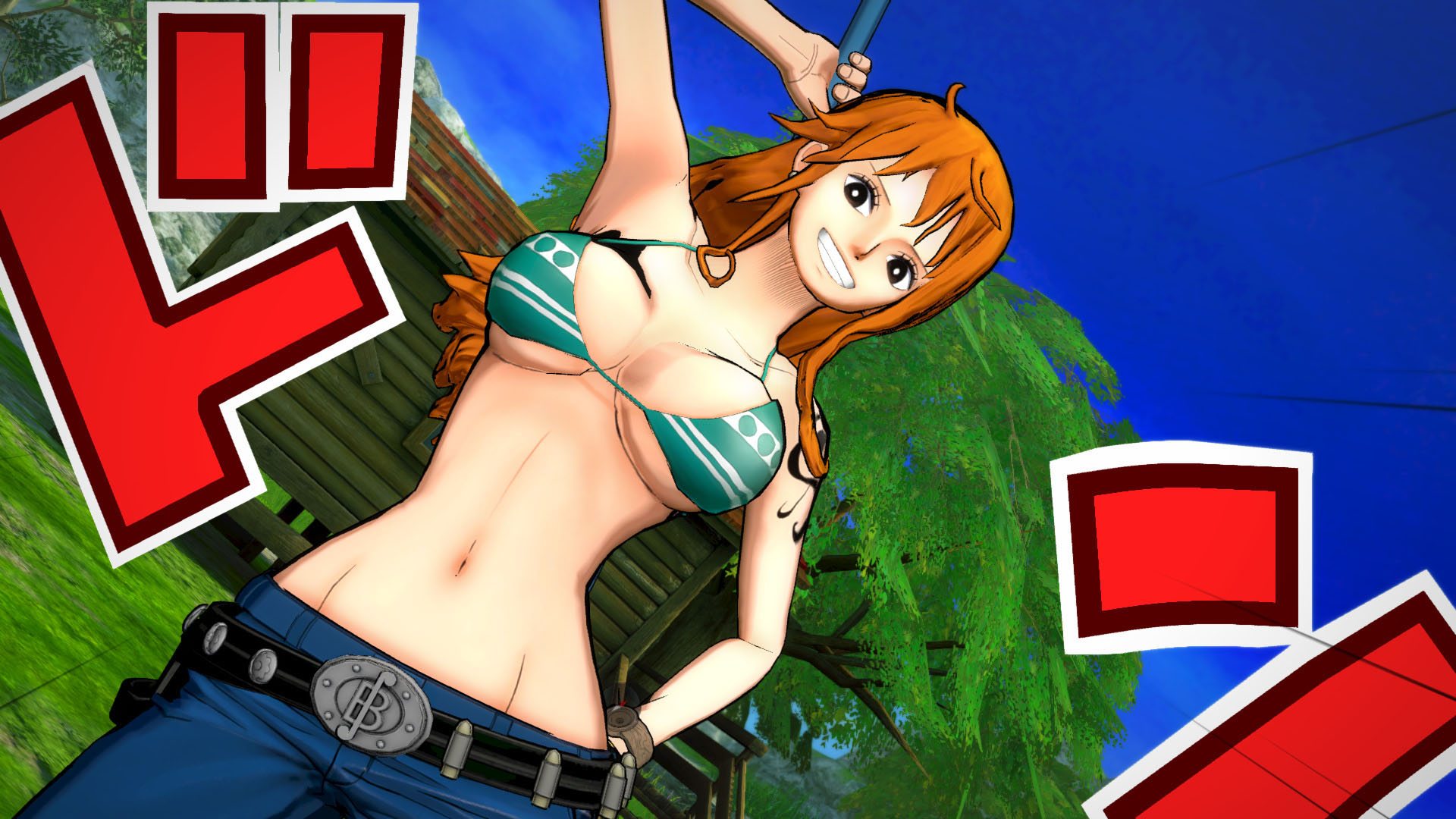 One Piece Burning Blood Screenshots 47